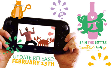 Spin the Bottle Bumpie's Party February 13th update