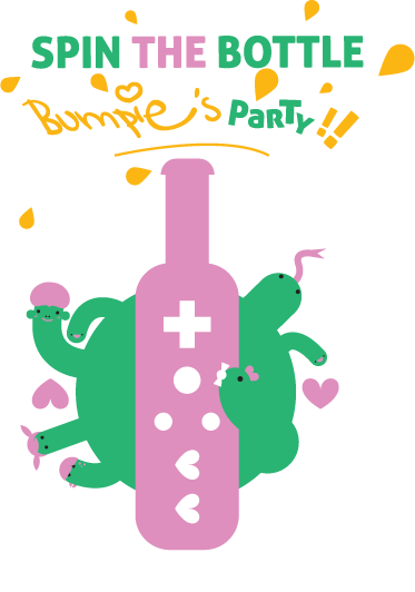 Spint the Bottle - Bumpie's Party